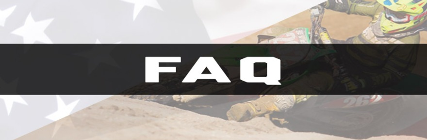 Sprint Hero Racing Featured Header - FAQ