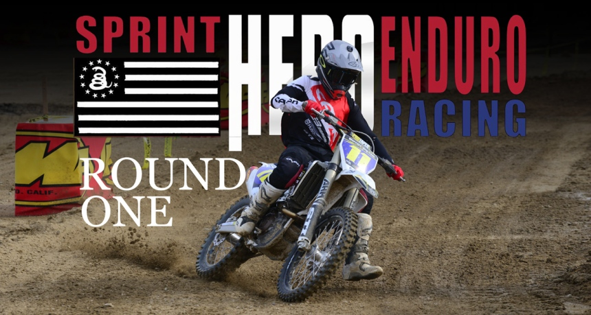 Dirt Bike Race Report Round 1 2018 Sprint Hero Racing