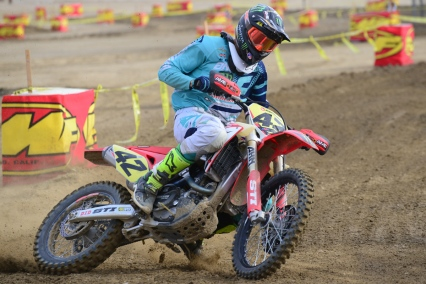Dirt Bike Race Report Round 1e