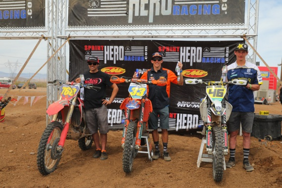 2018 Sprint Hero Round 3 Canyon MX (46)