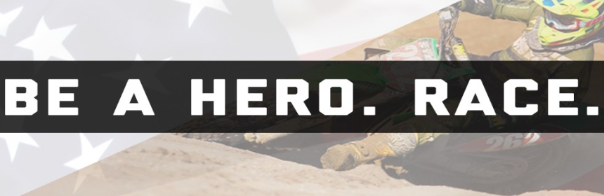 SPRINT HERO RACING. BE A HERO. RACE.